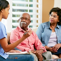 What constitutes a good death in Hospice Care?